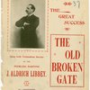 The old broken gate