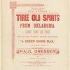 Three old sports from Oklahoma