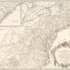 Partie de l'Amérique septentrionale, qui comprend le cours de l'Ohio, la Nlle. Angleterre, la Nlle York, le New Jersey, la Pensylvanie, le Maryland, la Virginie, la Caroline