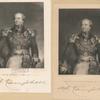 Maj. Genl. Archibald Campbell [2 portraits]
