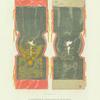 Rastianutaia serebrianaia kol'chuga. Khromolitografiia F. Dregera.
