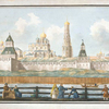 View of the Kremlin, ca. 1790