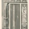 Malmaison: Salon de Musique. (Bronzes de la Commode et du Secrétaaire de Mansion).