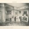 Malmaison: Chambre à coucher de Bonaparte à Malmaison
