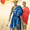 Gezo,King of Dahomey.