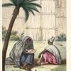 Homme et Femme Toucoulaures; Marabout faisant un Grigri.