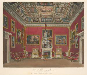 Second Drawing Room - Buckingham House.