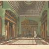 The Hall of Entrance - Carlton House.
