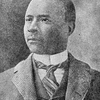 Nick Chiles; Business manager of the Topeka Plaindealer, who went to the relief of Mrs. Nation when deserted by law and order people.