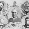 Bishops of the Colored Methodist Episcopal Church; L.L. Holsey; Isaac Lane; J.A. Beebe; E. Cottrell; R.S. Williams