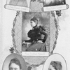 Mrs. Mary Church Terrell, Honorary President of National Association; Miss Lulu Love, physical culture teacher in Washington; Miss Helene Abbott, President of St. Louis Woman's Club and kindergartner; Mrs. John R. Francis, prominent club woman and educator; Mrs. Sylvanie F. Williams, President of a Practical New Orleans Woman's Club.