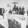 Operating  room - latest equipment. Douglass Hospital, Philadelphia, Pa.