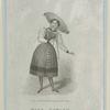 Miss Goward, as Lisette in Home Sweet Home