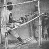 Cotton-weaving in Western Liberia