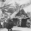 The women's devil  parading a Vai town