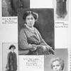 May B. Belcher; Josephine Puiyou; Eva Del Vakea Bowels; Mrs. Maria A. Wilder; Mary E. Jackson.