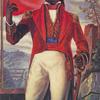 Général Jean-Jacques Dessalines (1758-1806). Héros de I'Indépendance d'Haïti (1804-1806).