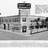 Home of Liberty Life Insurance Company.