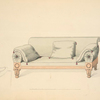 [Large drawing room sofa.]