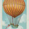 Dec. 4th 1783, Paris. First gas balloon.