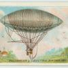 Tissandier's airship (electric) 1883.
