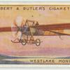 Westlake monoplane.