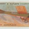 Dyott monoplane.