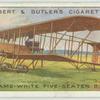 Grahame-White biplane.