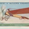 Nieuport monoplane.