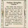 """Italian dirigible """"Italia.""""."""