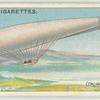 Italian military dirigible no. 1.