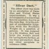 """Silver Dart."""
