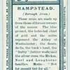 Hampstead.