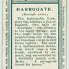 Harrogate.