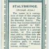 Stalybridge.