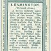 Leamington.