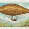 Pattino's fish balloon 1784.