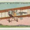 Vickers fighting biplane.
