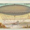 "First ""dirigible,"" 1852."