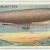 French dirigibles Lebaudy type.