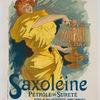 """Nouvelle affiche pour la """"Saxoléine""""."""