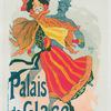 """Nouvelle affiche pour le """"Palais de Glace""""."""