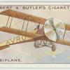 """Avro"" biplane."