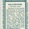Colchester.