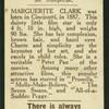 Marguerite Clark.