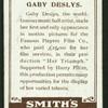 Gaby Deslys.
