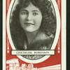Gertrude Robinson.