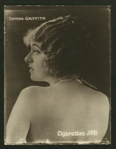 Corinne Griffith.