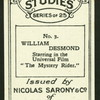 William Desmond.