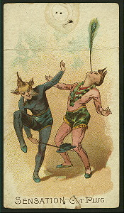 Circus scenes. Digital ID: 1188668. New York Public Library